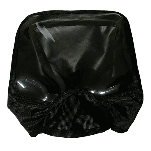 Каплезащитный чехол на блок металлоискателей Minelab E-Trac, Safari, Explorer