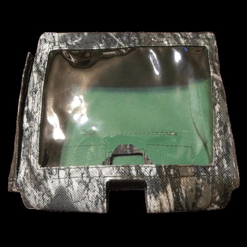 Каплезащитный чехол на блок металлоискателя Minelab X-terra 705, 505, 305