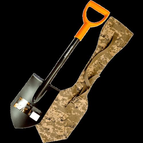 Чехол для лопаты Fiskars Solid